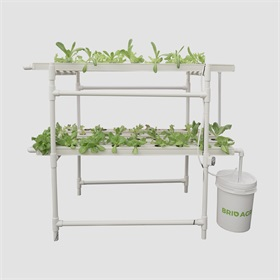 Image of Agrimagical DUO Hydroponics Grower's Kit (72 Planter NFT)