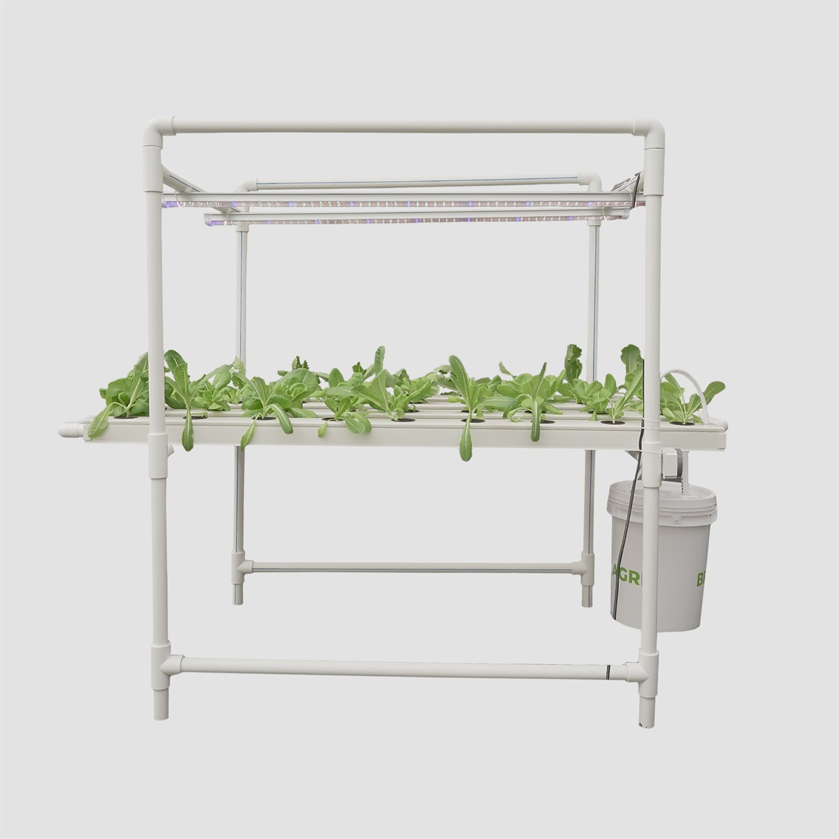 Agrimiracle UNO Hydroponics Grower's Kit (36 Planter NFT)