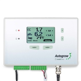 Image of IntelliDose  - Controller To Measure pH, EC/CF/TDS