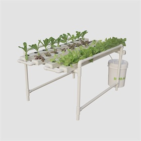 Image of Agrimagical UNO Hydroponics Grower's Kit (36 Planter NFT)