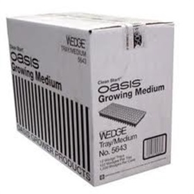 Image of Oasis Cube (Germination Sponge) For Hydroponics (20 Sheets)